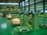 De grote Stijgende Machine van het Ononderbroken Afgietsel Cpacity voor Staaf van het Koper van de Zuurstof de Vrije