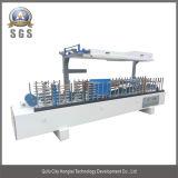Hongtai 최신 접착제 클래딩 기계, 나무로 되는 선 클래딩 기계