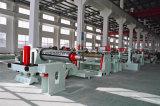 Auto bobina de aço chinesa Recoiler para cortar a linha máquina