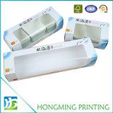 Коробка хлебопекарни белой бумаги окна PVC нестандартной конструкции