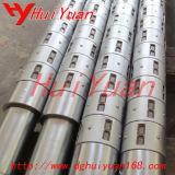 Aste cilindriche di aria differenziali per le macchine di riavvolgimento
