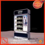 Tienda de cosméticos unidad de pantalla de visualización del soporte cosmética