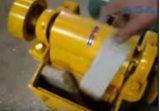 Mini cortadora de piedra automática para machacar el granito/el mármol inútiles