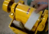 Mini corte de máquina de piedra automático del divisor/pavimentadoras que parten (PS22)