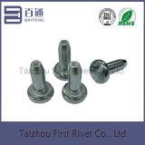 rebite de aço contínuo principal liso de 4.85X16.3mm