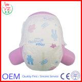 M26 Q赤ん坊の星のブランドの広州の熱い販売の低価格の通気性の使い捨て可能な赤ん坊のおむつ