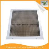 Acondicionamento do difusor do teto da grade de ar