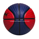 Taille en cuir 7 de basket-ball non de glissade bon marché en gros