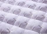 クイーンサイズ133X100/40s綿の白いアヒルはキルトにする