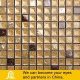 Керамическая мозаика шутихи в желтом Brown или сини