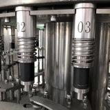 Maquinaria de relleno pura garantizada calidad del agua
