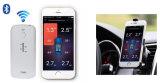 Sistema de vigilancia del neumático de coche con el sensor de los External de abastecimiento y 4 de la Sistema Solar