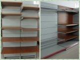 Сверхмощная полка шкафа гондолы стеллажа для выставки товаров супермаркета