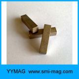 Magnético flexível de SmCo do ímã permanente