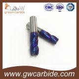 Торцевая фреза карбида вольфрама высокого качества с по-разному покрытием