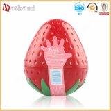El precio más barato Washami lindo de la fruta de la fresa-Forma Crema de manos para Anti-Chapping