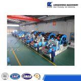 De Wasmachine van het Zand van het Merk van Lzzg met het Ontwateren Functie