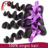 100% tissages desserrés brésiliens de cheveux humains d'onde de Remy de Vierge