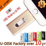 Azionamento dell'istantaneo del USB di OTG per il regalo promozionale USB2.0/USB3.0 del telefono