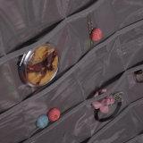 Organizador práctico del almacenaje de la joyería del PVC para el armario