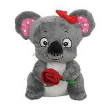 Jouets de peluche de koala de peluche de certificat de la CE