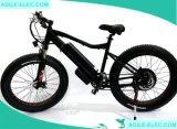 電池が付いている48V 500Wの脂肪質のタイヤのモーター式の電気バイク