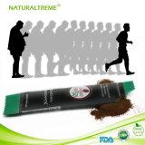 Reishiのきのこが付いている中国の健康のインスタントコーヒーからの草のエキス