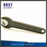 Alta chiave della noce della chiave di iso Er16-Ms dell'utensile manuale di durezza