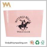 Rectángulo de papel del regalo para el perfume