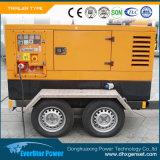 Beweglicher Genset elektrischer Generator-festlegende gesetzte Schlussteil-Dieselstromerzeugung