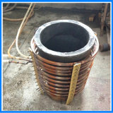 Индукции сбывания 50kg Африки печь горячей медной латунной плавя (JLZ-45)