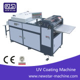 Dispositif d'enduction UV manuel de machine d'enduit de Wenzhou Sguv-660 pour le papier