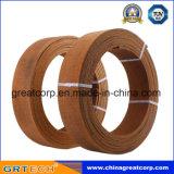 Brown-Farben-Asbest-freie gesponnene Bremsbelag-Rolle