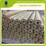 Bâche de protection bilatérale Tb017 de PVC