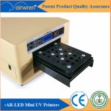 Machine van de Druk van de Golfbal van de Printer van het Glas van de hoge Resolutie de UV Flatbed