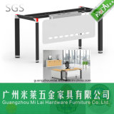 Moderner Edelstahl-Rahmen für Büro-Möbel