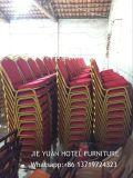 Stahl der Hotel-Möbel-1.5mm, der Sitzungs-Hall-Bankett-Stuhl (JY-T01, stapelt)