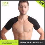 Breathable Komprimierung-Elastizität-übt justierbare Schulter-Stützklammer Auflagen aus