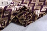 Tela tejida Chenille del poliester 100 para el sofá