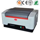 Espectrómetro Energía-Dispersivo de la fluorescencia de la radiografía de la venta caliente, análisis de la aleación, análisis elemental