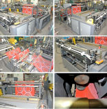 Cortadora transversal no tejida de las telas del precio de fábrica de Ruian
