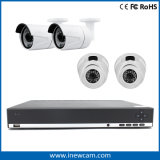sistema de seguridad 720p DVR del CCTV de 16CH H. 264