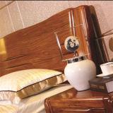Amarelar de madeira da pintura da mobília do plutônio de Huaxuan e revestimento superior desobstruído Matte resistente do risco