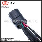 Harnais électrique fait sur commande Rev2 de fil de détour du tresse 2010 de fiches