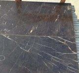 Lastra/mattonelle nere di St Laurent personalizzate stile popolare per la cucina/controsoffitto/parte superiore di vanità