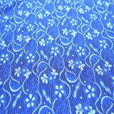 Gli accessori dell'indumento hanno lavorato a maglia il tessuto elastico del merletto