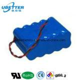 Soem-Lithium LiFePO4 18650 26650 E-Fahrrad Roboter-Energien-Batterie-Solarstraßenlaterne-Batterie ODM