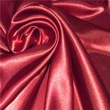 Ткань сатинировки полиэфира