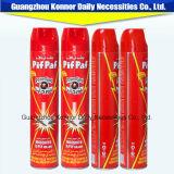 De Nevel 400ml van het Insecticide van het Aërosol van de Nevel van de Kakkerlakken van de mug voor het Gebruik van het Huis