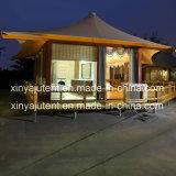 Tenda di lusso di safari di alta qualità per il campeggio della famiglia